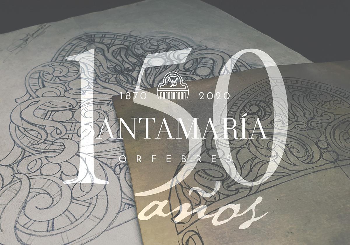 Santamaría Orfebres cumple 150 años